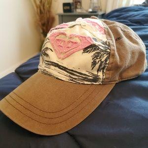 ROXY Distressed Girl's Hat